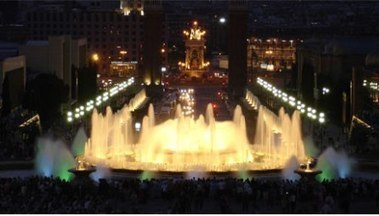 Magic Fountain of Montjuic, Barcelona dancing waters ... | Barcelona - the perfect place for conventions, incentives and events | Scoop.it