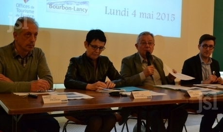 Bourbon-Lancy. - L'office de tourisme a tenu son assemblée ... - Le JSL   Tourisme   Scoop.it