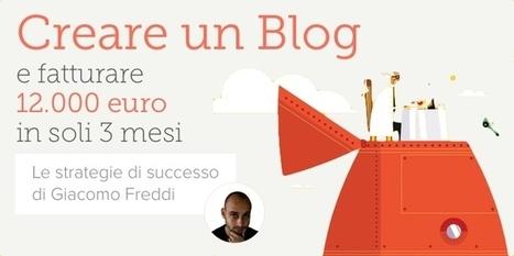Creare un blog da 12.000€ in 3 mesi: la guida definitiva   Come fare blogging   Scoop.it