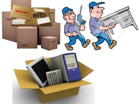 Commercial Movers | Moving And Storage | Scoop.it