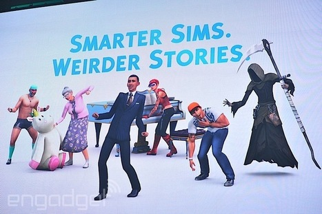 'The Sims 4' launches this September on PC - Engadget | fun | Scoop.it