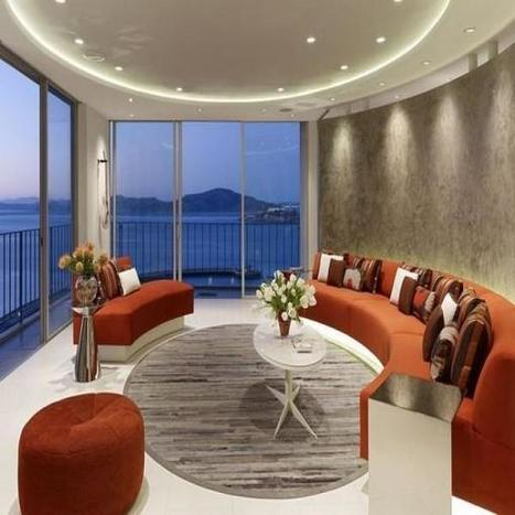 Modern Fontana Apartment by Mark English Architects | Architecture and Design Magazine | Scoop.it