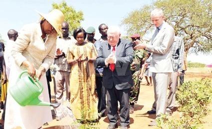 Ireland, Uganda plot developmentPublish Date: Mar 17, 2014 - New Vision | Gender Water and Development | Scoop.it