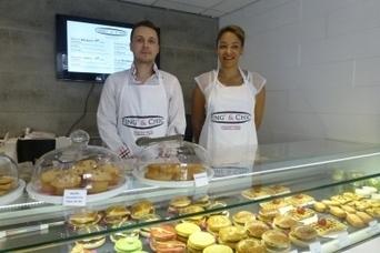 Fing' & Chic : des pâtisseries françaises version sandwiches | Le Progrès | Actu Boulangerie Patisserie Restauration Traiteur | Scoop.it