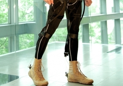 Collaboration with ReWalk Robotics to develop wearable exosuits for patients with limited mobility | Robotics | Scoop.it