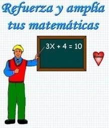 Actividades interactivas sobre operaciones con números enteros | Tus Clases de Apoyo en Lanzarote | los numeros naturales | Scoop.it