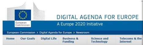 Digital Agenda for Europe - Community of Practice for Self- and Co-Regulation | 21st Century Tools for Teaching-People and Learners | Scoop.it