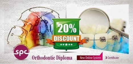 be pro dentist: discount 20% on the Orthodontic Diploma | For Pharmacists | Scoop.it