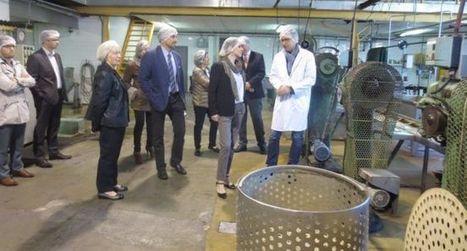 Les innovations chez Vergers de Gascogne - ladepeche.fr | Les news du Gers : toute l'actualité du gers | Scoop.it