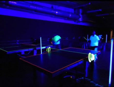 Marsac-sur-Don Venez jouer au ping-pong dans le noirce vendredi 4 mars ! | ping pong 44 | Scoop.it