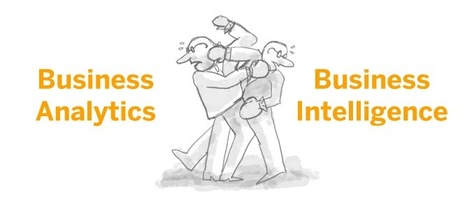 """Not to say about """"Business Analytics vs Business Intelligence""""... 