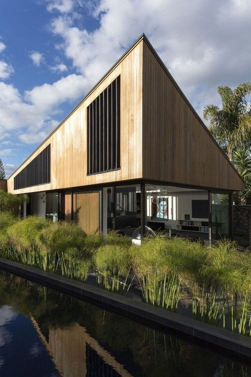 [Maison Bois] S House par Glamuzina Paterson Architects – Mount Eden – Nouvel
