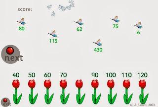 Sequências Numéricas (10 em 10)   Matemática n@ Escola   Scoop.it