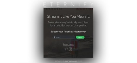 One Pissed-Off Artist Made an App to Scam Spotify's Royalty Payments | News we like | Scoop.it