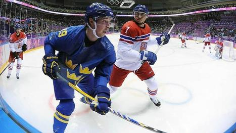 Sweden's Nicklas Backstrom pulled from Olympic gold medal game for failed doping test - Olympic Ice Hockey - SI.com   Sochi Olympic Fails   Scoop.it