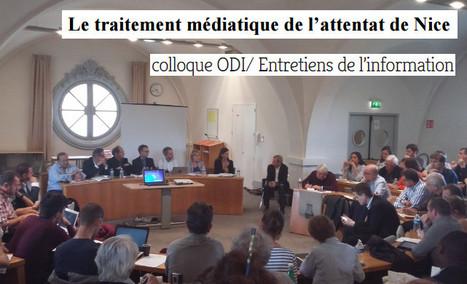 Après Nice, réflexion sur le traitement médiatique des attentats | DocPresseESJ | Scoop.it