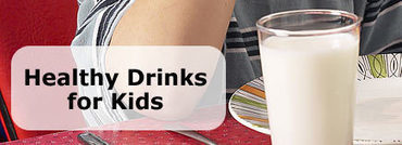 Healthy Drinks for Kids | Grow with Kids | Scoop.it