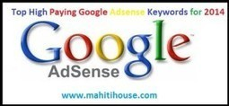 Top High Paying Google Adsense Keywords for 2014 | RupeePay | Scoop.it