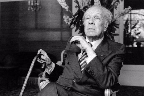 Lo que debes evitar al escribir según Jorge Luis Borges   Psicoanalisis   Scoop.it