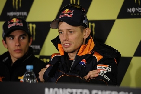 Stoner: Marquez felt threatened | Ductalk Ducati News | Scoop.it