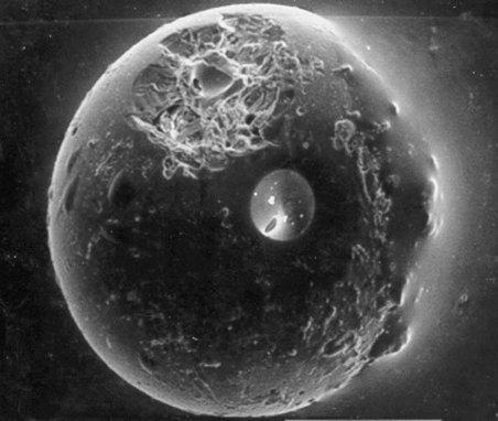 Une sphérule intersidérale - L'image d'astronomie du jour - APOD   Verre et travail du verre   Scoop.it