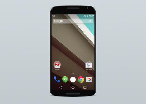 Le Nexus 6 dévoilé le 15 octobre à 570€ ? | Scoop.it Sysico | Scoop.it