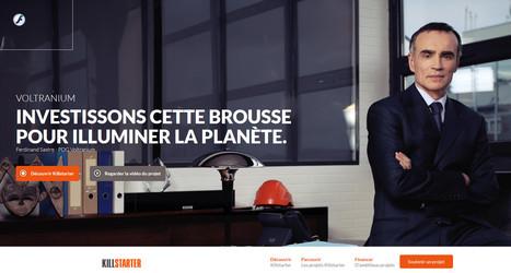 Killstarter, la nouvelle campagne choc par Greenpeace   Marketing   Scoop.it