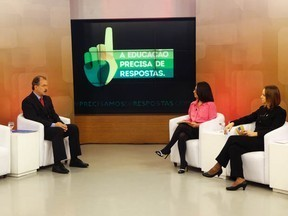 'Sem educação integral, Brasil não dará salto', diz ministro da Educação | Folha S. Milliet | Scoop.it