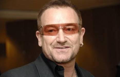 Bono de U2 agradece a la Iglesia Católica por ayuda a países pobres | Casa de la Sabiduría | Scoop.it