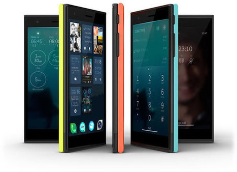 Jolla Sailfish OS Smartphone Is Now Officially Available | Future computing | Scoop.it