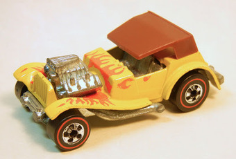 Zombie Logic: Poetry, Politics, Webcomics, Movies, Sports, Art, and Zombies: 1974 Sir Rodney Roadster Hot Wheel | Hot Wheels | Scoop.it