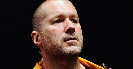 10 Things You Didn't Know About Apple Design Chief Jony Ive | Technology | Scoop.it