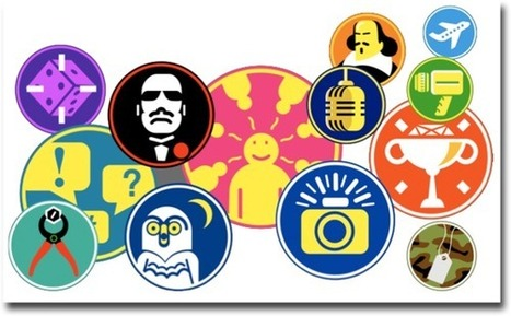 English Attack! - Everything you need to know about badges   Learning Languages made funky   Scoop.it