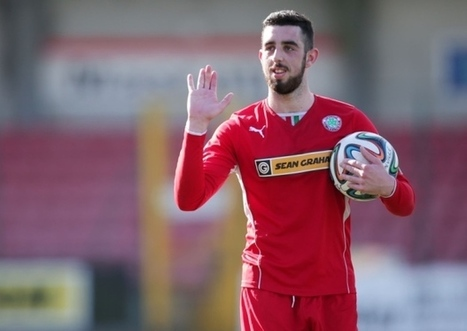 IRISH LEAGUE: Joe Gormley signs three-year deal with Peterborough United - Belfast Newsletter | Diverse Eireann- Sports culture and travel | Scoop.it