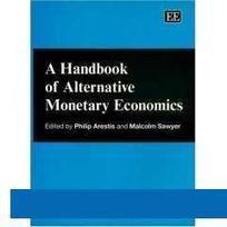 write ebook Handbook of Alternative Monetary Economics   Peer2Politics   Scoop.it