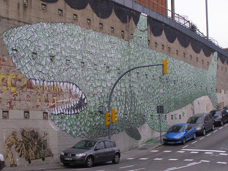 Street Art by BLU | studio art | Scoop.it