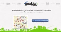 Toujours plus de SoLoMo avecGeokiwi   Raconter l'info locale demain, et en vivre   Scoop.it