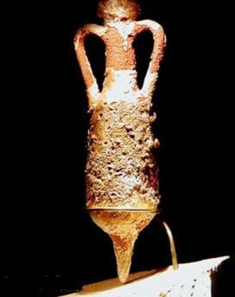 El aceite de oliva durante el imperio romano.   Los Placeres de la Mesa   Scoop.it