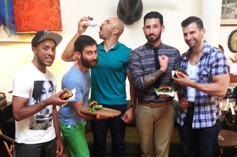 For These Vegans, Masculinity Means Protecting The Planet | Food & Sustainability | Scoop.it