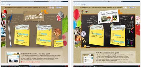 Pas d'ENT, 2 outils gratuits, classes de neige, classes découvertes, journal de bord, albums photos…   info forever   Scoop.it