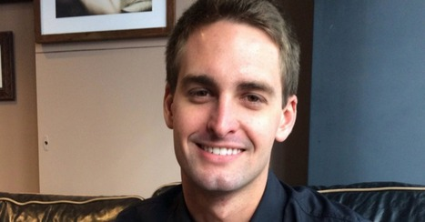 Snapchat CEO Reveals Why He Rejected Facebook's $3 Billion Offer | Entrepreneurship | Scoop.it