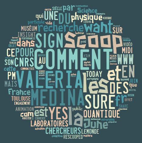 Le CNRS propose des ressources spécifiques pour... | CANOPE | Scoop.it