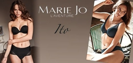 Ito - Marie Jo L Aventure | Les Dessous Chics | Scoop.it