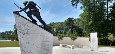 First black U.S. Marines honored with national memorial | Black History Month Resources | Scoop.it