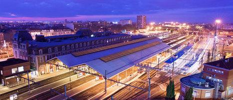 Toulouse Euro-Sud-Ouest, la métropole se prépare à l'arrivée de la LGV | Le Toulouse du futur se construit aujourd'hui | Scoop.it