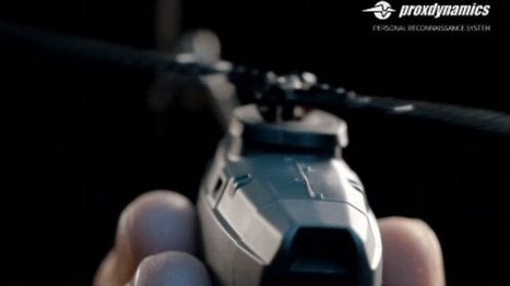 Special forces soldiers to get 'personal drones' | Creativity & Innovation  for success | Scoop.it