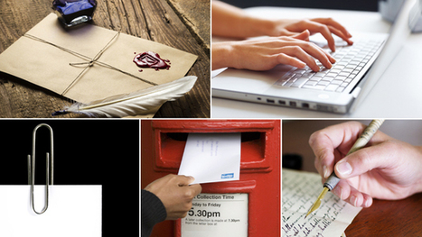 10 old letter-writing tips that work for emails | Linguagem Virtual | Scoop.it