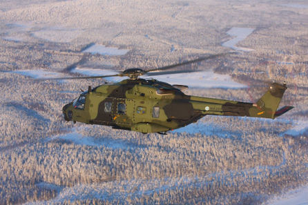 Airbus Helicopters has delivered the 20th and final NH90 to Finland | Aerospace industry watch - Paris Air Show | Scoop.it