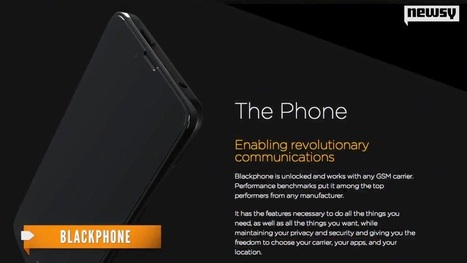 BlackPhone - Specifications and Review | TechieOasis | Scoop.it
