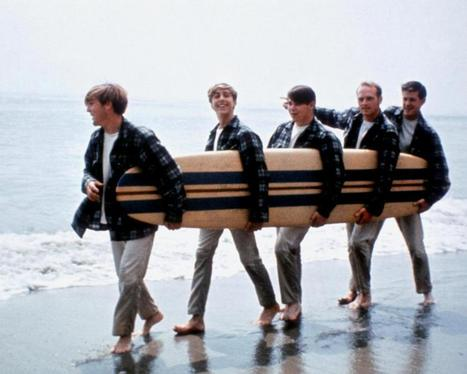 Before they were the Beach Boys, they were the Pendletones ... | Surfing Culture | Scoop.it